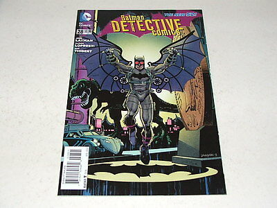 Detective Comics 28 STEAMPUNK 1:25 VARIANT (DC Comics) Apr 2014 BATMAN GOTHTOPIA