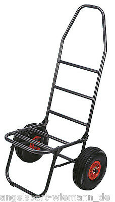 Behr Eco Trolley Transport cart transport Trolley folding Air Rubber tyres