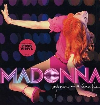 Madonna - Confessions On A Dance Floor  2 Vinyl Lp  12 Tracks Pop  Neu
