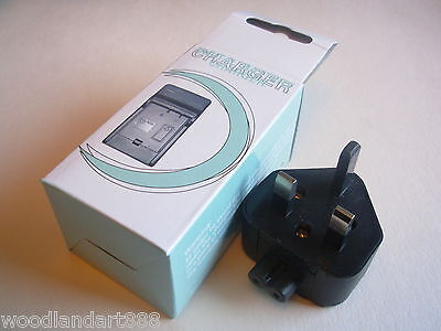 Camera Battery Charger For Sony DSC-HX5 HX7V HX9 N1 N2 T100 T100B T100R T20 C36