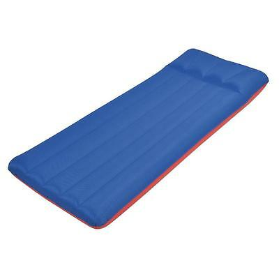 Jilong Single Resist - Matelas gonflable de camping, surface TC, 190x73cm