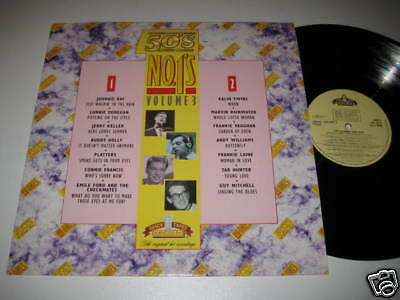 LP/50`s No.1`s/Vol.3/JOHNNIE RAY/BUDDY HOLLY/LAINE/MINT