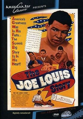 Joe Louis Story (2012, REGION 0 DVD New) DVD-R