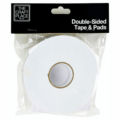 Double Sided Tape And Sticky Pads, Art & Craft, Brand New