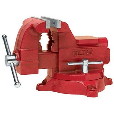 Wilton 6-1/2In Vise-676 Wil11128 New