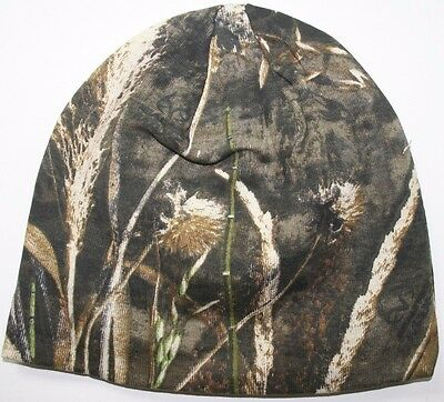 real tree MAX 5  beanie hunting cap hat stocking camo camoflauge lined realtree