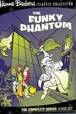 Hanna-Barbera Classic Collection: The Funky Phantom - The Complete Series Used -