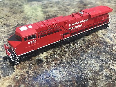 Fox Valley FVM N ES44 GEVO Canadian Pacific CP hi ad truck- your choice of #