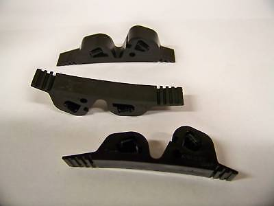 """Lot of 200  HCL Smart Band 7mm 1/4""""  Releasable Heads"""