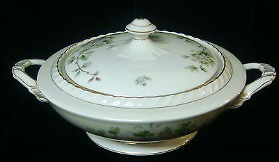 Franconia Krautheim Hawthorn China - Round Covered Vegetable Bowl              a
