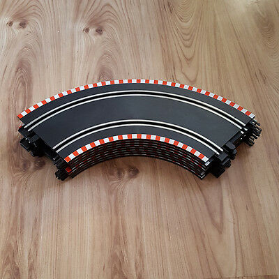 Scalextric Start 1:32 Track - 90º Degree Curves Bends x 7 #R