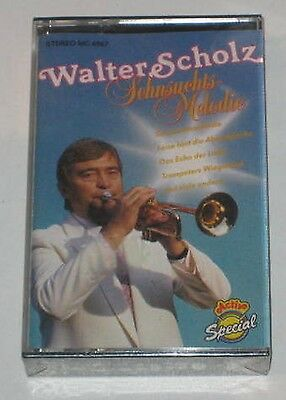 MC/SEALED/WALTER SCHOLZ/SEHNSUCHTS MELODIE/active 4567/NEU NEW