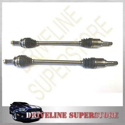 TWO FRONT CV JOINT DRIVE SHAFTS for OUTBACK LIBERTY  YEAR FROM 2004-2008