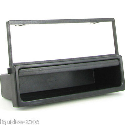 Ct24Mz02 Mazda Tribute Up To 2004 Black Single Din Fascia Adapter Panel Plate