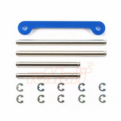 C25991GUN Alloy Stainless Steel Center Shaft for Tamiya Scale Off-Road CC01