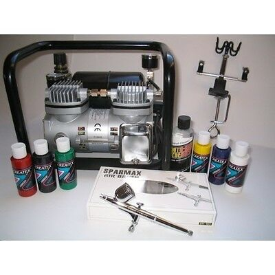 Airbrush Set Saturn A40 3111