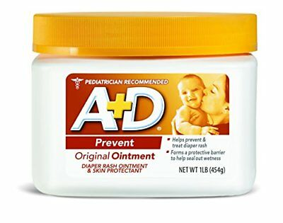 A+D Original Ointment Jar, 1 Pound New