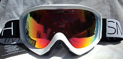 a8855ad52cfb  120 Smith Prophecy OTG Over Glasses Mens winter snow ski goggles White Red  Lens