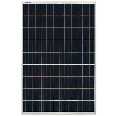 Mighty Max 100 Watts 100W Solar Panel 12V - 18V Poly Off Grid Battery Charger fo