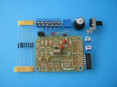 ICL8038 Monolithic Function Signal Generator Module DIY Kit Sine Square Triangle
