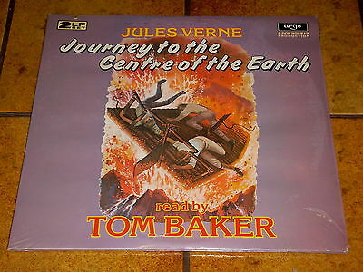 Jules Verne - Journey To The Centre Of Earth - 2 Lp Neu!!