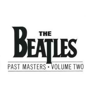 The Beatles : Past Masters: Volume 2 CD (1988)