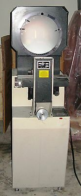 Micro-vu Optical Comparator, Model S14, Working-See Photos