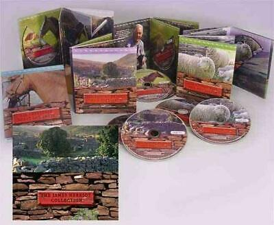 The James Herriot Collection by James Herriot (English) Compact Disc Book Free S