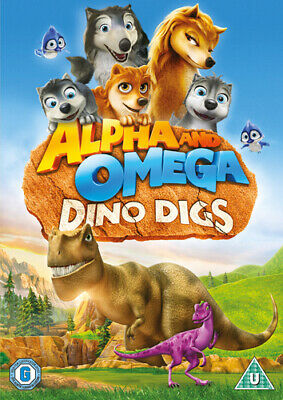 Alpha and Omega: Dino Digs DVD (2016) Tim Maltby