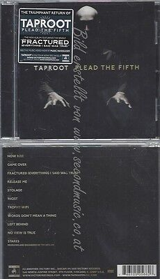 Cd--Taproot--Plead The Fifth