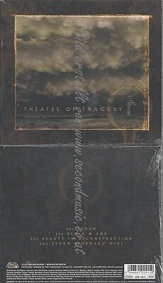 Cd--Theatre Of Tragedy--Storm Ep | Single