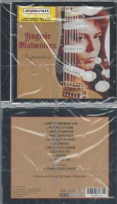 Cd--Yngwie Malmsteen--Inspiration
