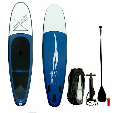 Shark2 Prowake Stand Up Paddle Board 305 cm SUP SUPs Paddel Board Surfbrett