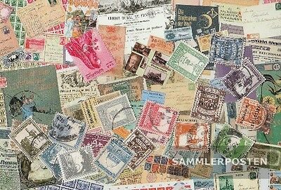 palestine 20 différents timbres
