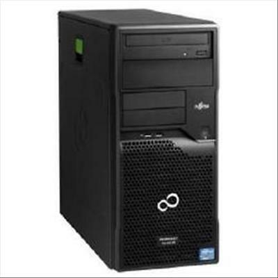 Fujitsu Tx1310 M1 Server Tower Xeon E3-V3 Ram 4Gb (Max 32Gb Ddr3) Hdd 2.000Gb 4