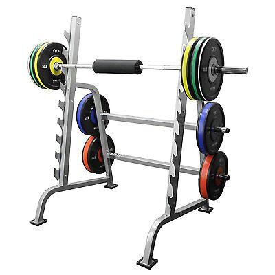 Valor Fitness BD-19 Sawtooth Squat/Bench Combo Weight Rack NEW
