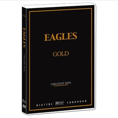 EAGLES - GOLD : Greatest Hits DVD (New & Sealed)