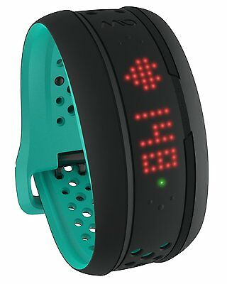 Mio FUSE Heart Rate Monitor, Sleep & Activity Tracker with Bluetooth, Aqua Sm/Md