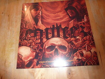 "Equicez ""stage Of Extinction Force Majeure"" Double Vinyl Album- New"