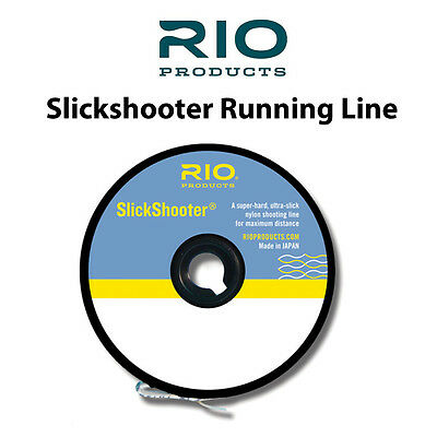 Rio Slickshooter Shooting Line (Running Line) * 2017 Stocks * SS35 SS44 SS50