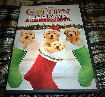 a golden christmas 2 dvd the second tail - A Golden Christmas 2
