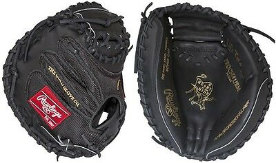 "Rawlings Yadier Molina 34"" Heart Of The Hide Game Day Catchers Mitt New w/ Tags!"