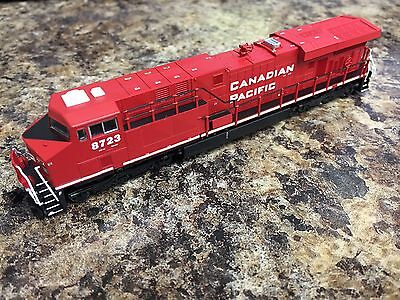 Fox Valley FVM N ES44 GEVO Canadian Pacific CP steerable truck- your choice of #