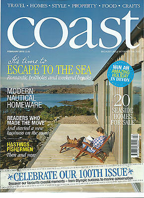 Coast Magazine Because Life Is Better By The Sea  Readers Who Made The Move