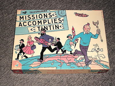 Tintin - Missions Accomplies