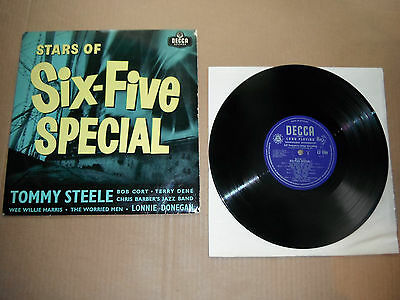 """Stars Of Six - Five Special Orig Rare 10"""" Lp 1957 Exc"""