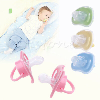Baby Pacifier Silicone Pacifier Clips Nipple Infant Soother Cheap Feeding