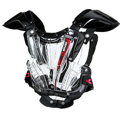 EVS Vex Youth Chest Protector Armour Body Protection Lightweight Adjustable MX