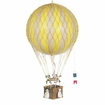 Authentic Models - AP168R - Jules Verne Balloon, Red New