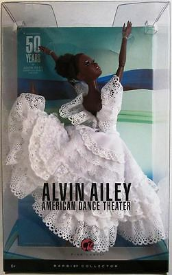 Alvin Ailey American Dance Theater Barbie Doll (Pink Label) (New)